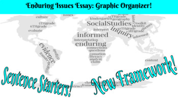 Enduring Issues Essay: Graphic Organizer & Sample