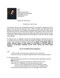 Enduring Issues Essay Renaissance, Reformation DISTANCE LEARNING READY