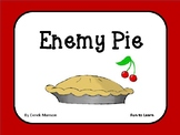 Enemy Pie    45 pgs of Common Core Activities.