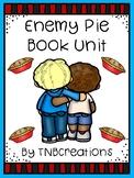Enemy Pie Activities