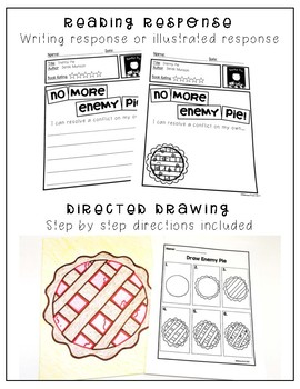 Enemy Pie- Behavior Basics Book Club
