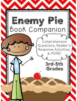 Enemy Pie {Book Companion}