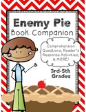 Enemy Pie {Book Companion}