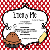 Enemy Pie Common Core: Book Companion