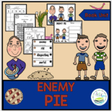 Enemy Pie  Book Unit