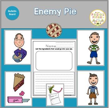 Enemy Pie Bulletin Board