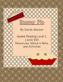 Notice and Note with Enemy Pie & Predicting and Questioning the Author Strategy