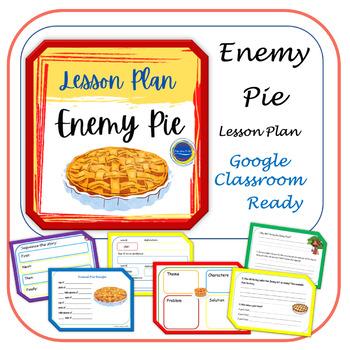 Enemy Pie - Lesson Plan