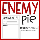 Enemy Pie | Book Project