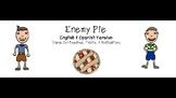Enemy Pie[Spanish & English] Character Traits