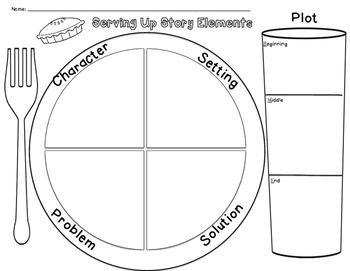 Enemy Pie - Story Elements