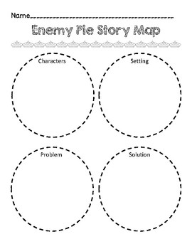 Enemy Pie Story Map