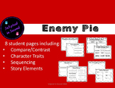 Enemy Pie Unit - Back To School Activities