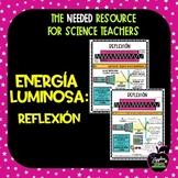 Energía Luminosa: Reflexión SP