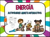 Energía: libreta interactiva