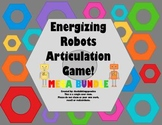 Energizing Robots Articulation Game BUNDLE PACK