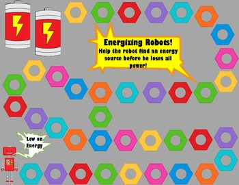 Energizing Robots Articulation Game- Ff Phoneme