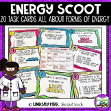 Forms of Energy:  Energy Task Cards