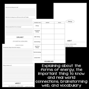Energy Interactive Interactive Flip Book