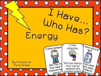 Energy Game