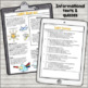 Forms of Energy Task Cards and Worksheets