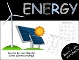 Energy - PreK to G2 - Science
