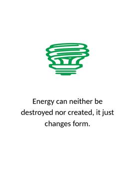 Energy (8th Grade)