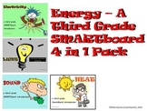 Energy - A Third Grade SMARTboard 4 in 1 Pack