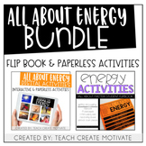 Energy Activities BUNDLE