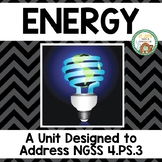 50% off First 48 Hours: Energy:  Aligned to 4th Grade NGSS