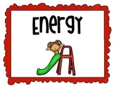 Energy! An Integrated Science and Language Arts Study