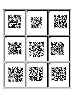 Energy Assessment Using QR Codes