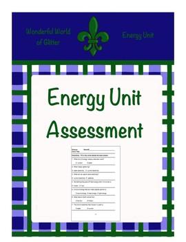 Energy Assessment