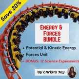 Energy BUNDLE for Special Education