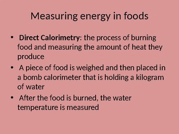 Energy Balancing Act PowerPoint