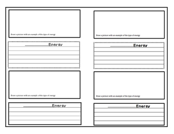 Energy Booklet