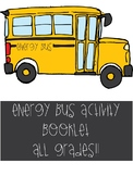 Energy Bus Activity Booklet