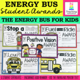 Energy Bus Student Awards | Character Education | PBIS