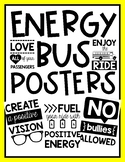 Energy Bus for Kids Posters