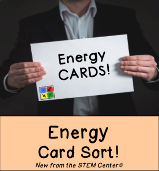 Energy Card Sort