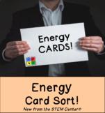 Energy Card Sort