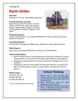 Energy Career Exploration