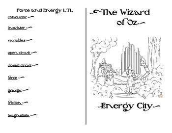 Energy City Book