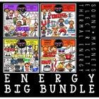 Energy Clip Art Big Bundle