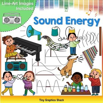 Energy Clip Art Bundle