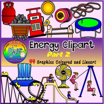 Energy Clipart 2