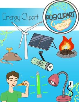 Energy Clipart Set