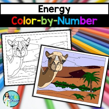 Energy Color-by-Number