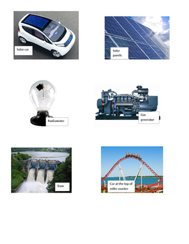 Energy Conversion Cards