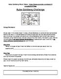 Energy Conversions / Transformation Rube Goldberg Assignment
